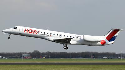F-GRGD - Embraer ERJ-145EP - HOP! for Air France