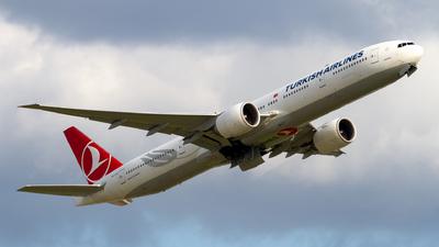 TC-JJZ - Boeing 777-3F2ER - Turkish Airlines