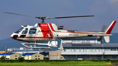 JA6506 - Aérospatiale AS 350B3 Ecureuil - Aero Asahi