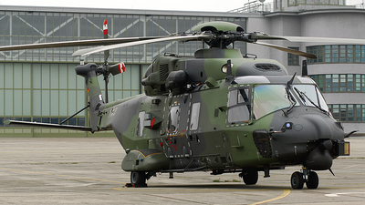 78-23 - NH Industries NH-90TTH - Germany - Army