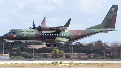 16150 - Airbus C295W - Thailand - Royal Thai Army