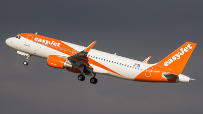 OE-IVM - Airbus A320-214 - easyJet Europe