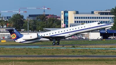 CE-03 - Embraer ERJ-145LR - Belgium - Air Force