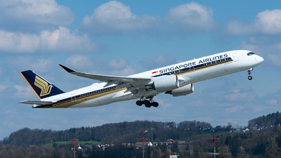 A picture of 9VSMC - Airbus A350941 - Singapore Airlines - © Jack1