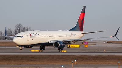 A picture of N812DN - Boeing 737932(ER) - Delta Air Lines - © Kass Betas