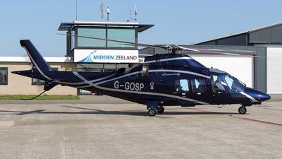 G-GOSP - Agusta-Westland AW-109SP GrandNew - Castle Air Charters