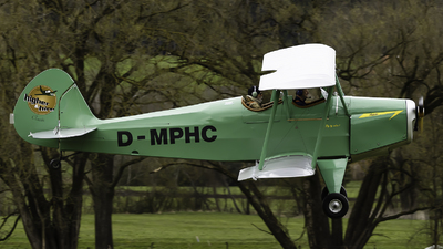 D-MPHC - Platzer Kiebitz B - Higher and Hire