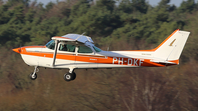 A picture of PHDKF - Cessna F172P Skylane - [02124] - © Jeroen Stroes