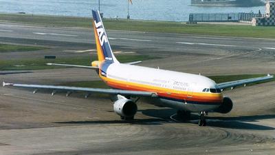 JA8377 - Airbus A300B4-622R - Japan Air System (JAS)