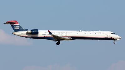 N916FJ - Bombardier CRJ-900ER - US Airways Express (Mesa Airlines)