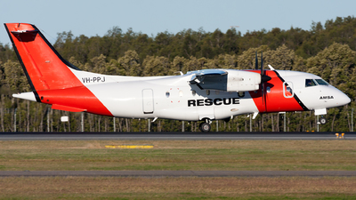 VH-PPJ - Dornier Do-328-100 - Australia - Maritime Safety Authority (MSA)