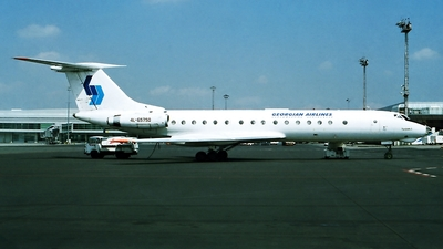 4L-65750 - Tupolev Tu-134A-3 - Georgian Airlines