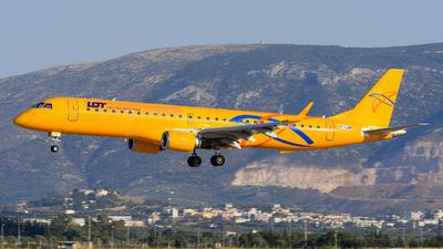 A picture of SPLNO - Embraer E195LR - LOT - © Alex Maras