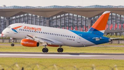 RA-89096 - Sukhoi Superjet 100-95LR - Azimuth Airlines