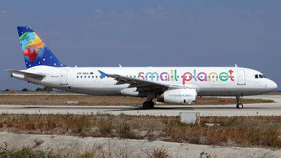 YR-SEA - Airbus A320-231 - Small Planet Airlines