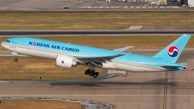 HL8044 - Boeing 777-FB5 - Korean Air Cargo