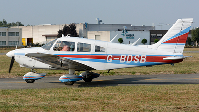 G-BDSB - Piper PA-28-181 Cherokee Archer II - Private