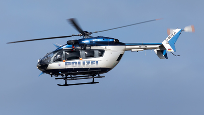 D-HHEA - Eurocopter EC 145 - Germany - Police