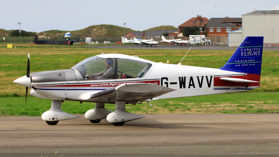 G-WAVV - Robin HR200/120B - Private