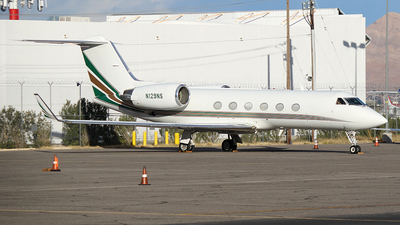 N129NS - Gulfstream G-IV - Private