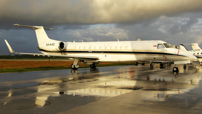 XA-KAD - Embraer ERJ-135BJ Legacy 600 - Private