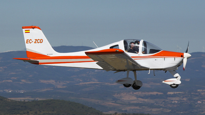 EC-ZCD - Tecnam P96 Golf - Private
