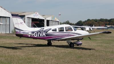 A picture of FGIVA - Piper PA 28181 Archer - [2890108] - © Eric Verplanken