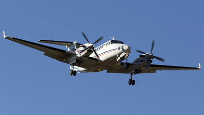 UR-CWA - Beechcraft B300 King Air - UkSATSE