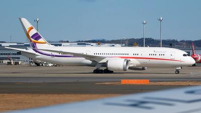 2-DEER - Boeing 787-8(BBJ) Dreamliner - Deer Jet