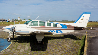 PR-WOL - Beechcraft 58 Baron - Private