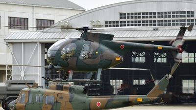 31283 - Kawasaki OH-6D - Japan - Ground Self Defence Force (JGSDF)