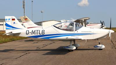 D-MTLB - Breezer B400 - UL-Flugschule Überflug