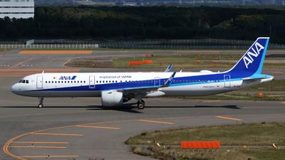 JA133A - Airbus A321-272N - All Nippon Airways (ANA)