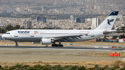 A picture of EPIBD - Airbus A300B4605R - Iran Air - © Mohamadreza Zeinloo