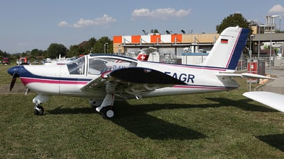 D-EAGR - Socata MS-893A Rallye Commodore - Private