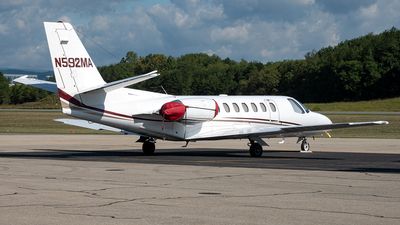 N592MA - Cessna 560 Citation Ultra - Private