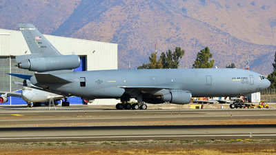 83-0076 - McDonnell Douglas KC-10A Extender - United States - US Air Force (USAF)