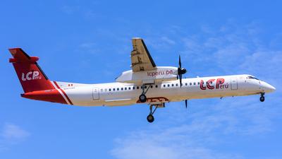 A picture of N404AV - De Havilland Canada Dash 8400 - Star Peru - © Miguel Hernandez