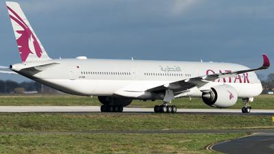 A7-ANB - Airbus A350-1041 - Qatar Airways