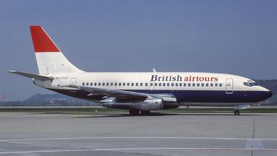 PH-TVD - Boeing 737-2K2C(Adv) - British Airtours