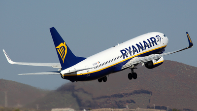 EI-EBK - Boeing 737-8AS - Ryanair
