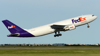 A picture of N743FD - Airbus A300B4622R(F) - FedEx - © Alevik
