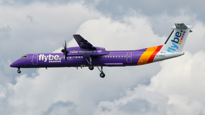 G-PRPC - Bombardier Dash 8-Q402 - Flybe