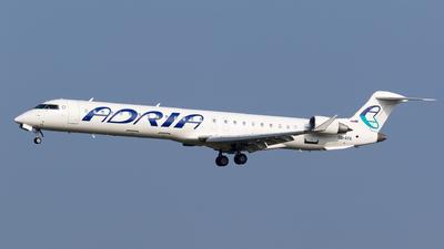 S5-AFA - Bombardier CRJ-900LR - Adria Airways