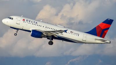 N335NB - Airbus A319-114 - Delta Air Lines