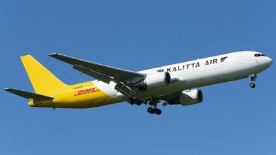 N763CK - Boeing 767-3P6(ER)(BDSF) - Kalitta Air