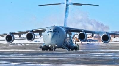 08-0001 - Boeing C-17A Globemaster III - NATO - Strategic Airlift Capability