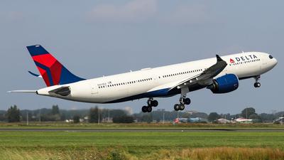 N401DZ - Airbus A330-941 - Delta Air Lines