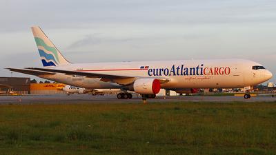 CS-TLZ - Boeing 767-375(ER)(BDSF) - EuroAtlantic Cargo