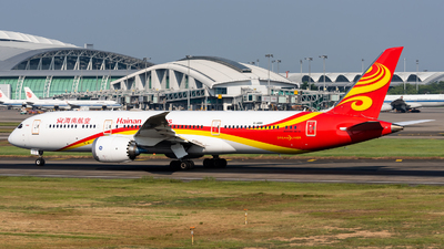 B-1499 - Boeing 787-9 Dreamliner - Hainan Airlines
